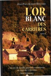 L or blanc des carrieres couverture